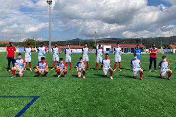 Praiña Sporting Club Vidrieras Compostela