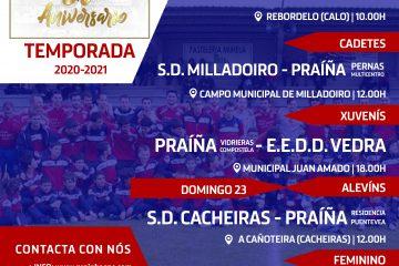 Praíña Sporting Club Xornada PSC